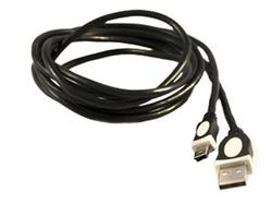 Data kabel GEV223, USB til mini-USB 1.8m til BUILDER