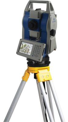 "Stonex R35, 2"" 600 m, Elektronisk manuel Totalstation med farve touch screen (med Carlson Surv CE software)"